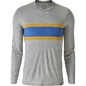 Patagonia Capilene Daily - Ropa interior Hombre - gris